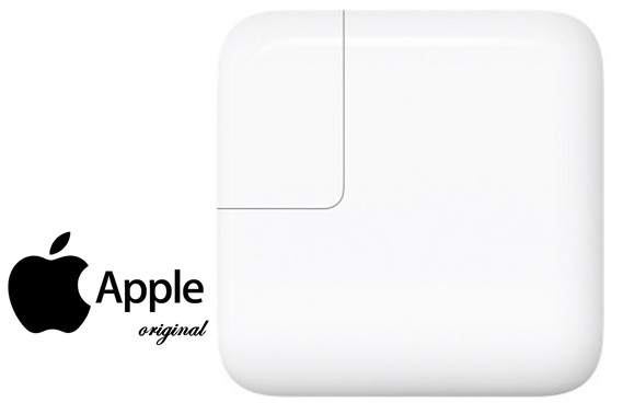 APPMD836  ALIMENTADOR APPLE USB 12W