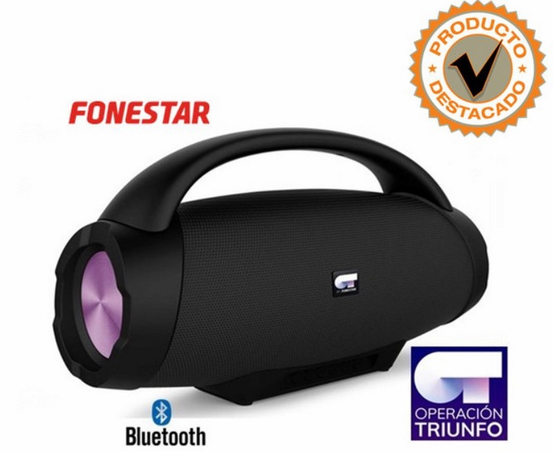 FONROCKET  ALTAVOZ BLUETOOTH FONESTAR ROCKET OT *