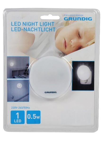 GRU41345  LÁMPARA ENCHUFE GRUNDIG LED