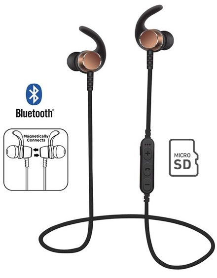 ONPMST3DO  AURICULAR BLUETOOTH SPORT DORADO BLUEGOOD