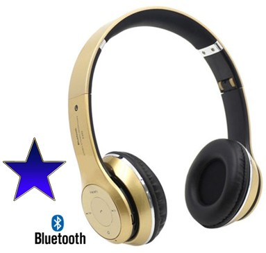 ONPS460DO  AURICULAR ARO BLUETOOTH DORADO