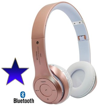 ONPS460RS  AURICULAR ARO BLUETOOTH ROSA